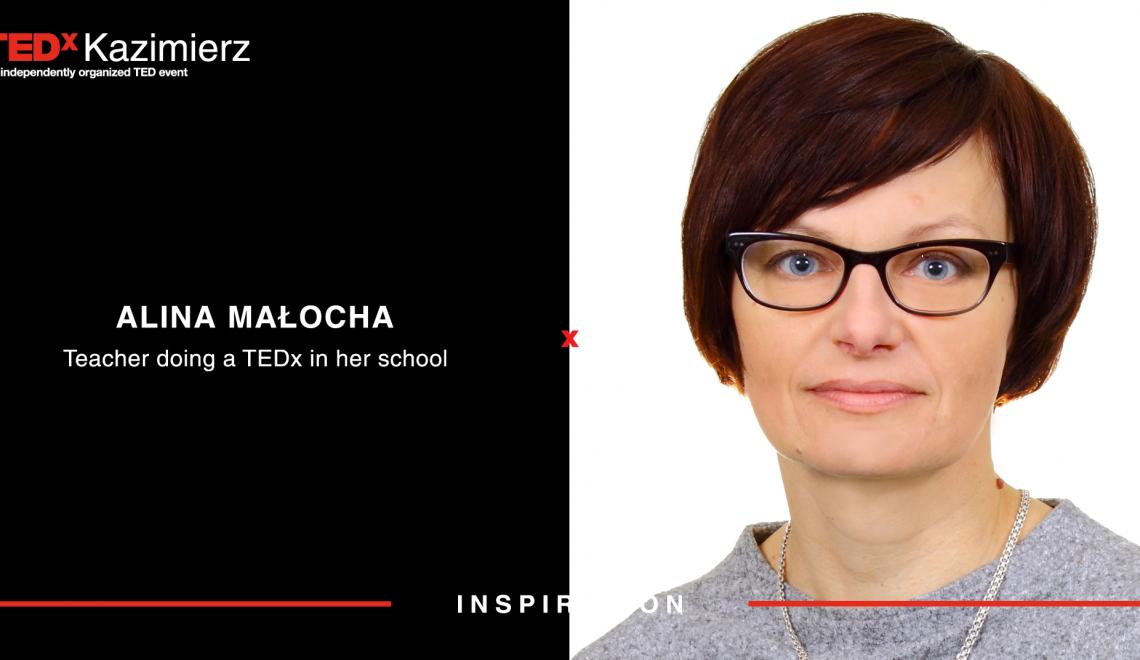 #13 Alina Małocha